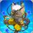 无敌忍者猫 V1.0 安卓版