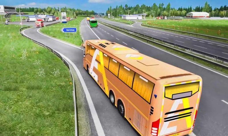 愤怒的巴士驾驶冒险
