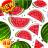 可爱的西瓜壁纸:卡哇伊壁纸 V3 安卓版