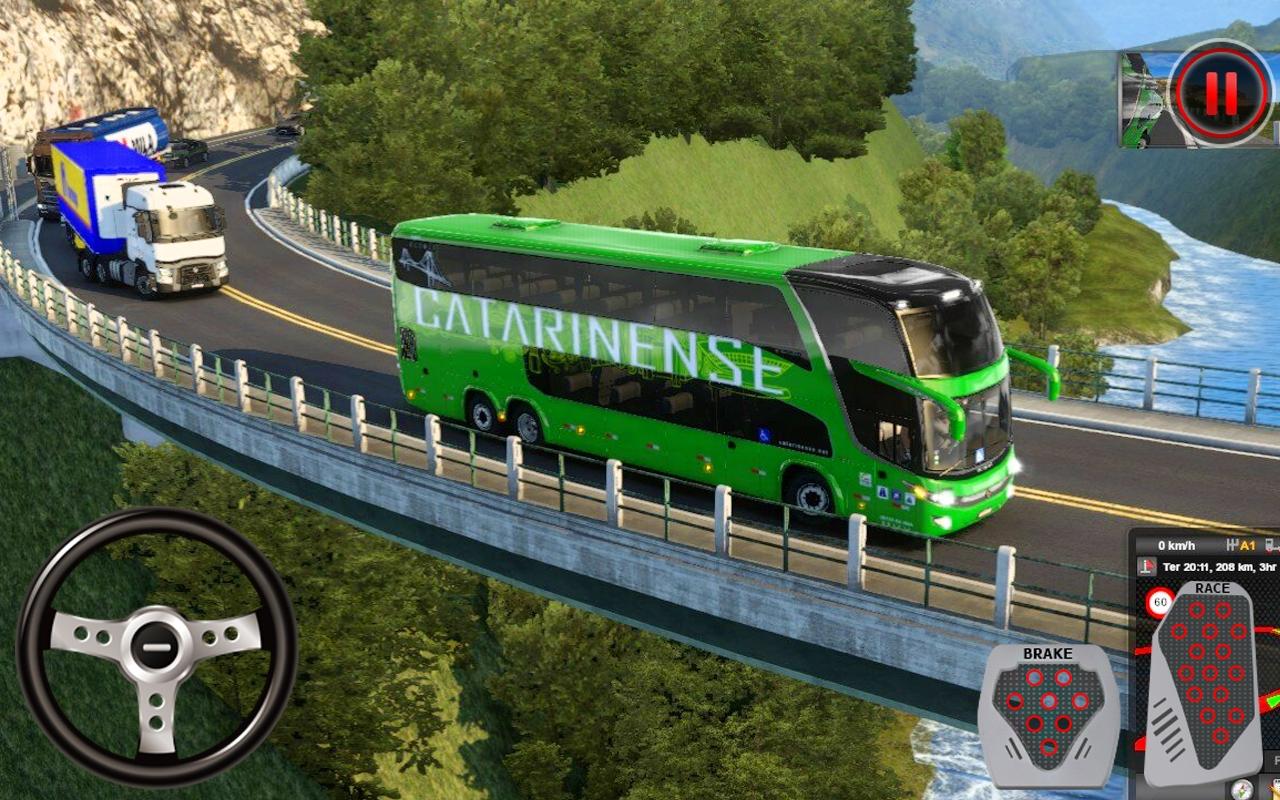 美国巴士模拟器2021
