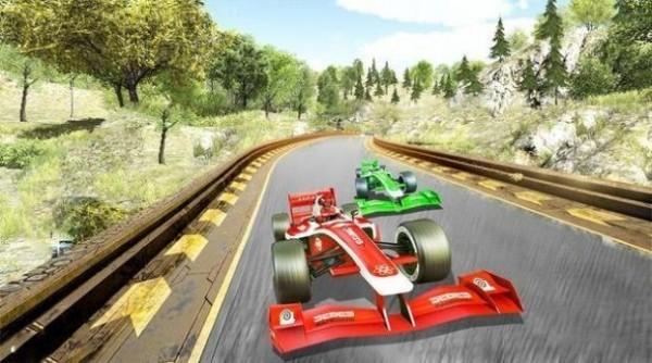 汽车方程式赛车
