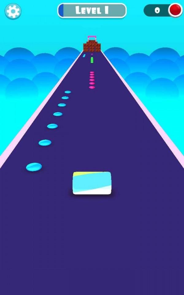 棉花糖跑步