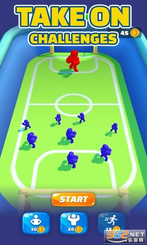 空闲足球比赛