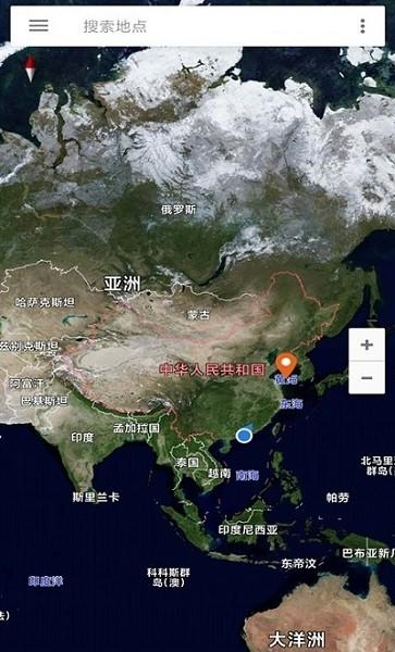街景地图卫星导航