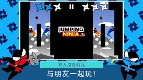 跳跃忍者双人